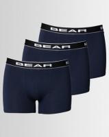Bear 3 Pack Bodyshorts Navy Photo