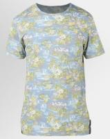 D-Struct Honohala Printed T-Shirt Blue Photo