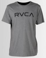RVCA Big RVCA T-Shirt Grey Noise Photo