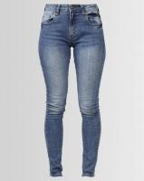Brave Soul Vintage Wash Skinny Jeans Blue Photo
