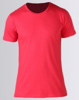 Fittees Clothing Fitted Tee Red Photo