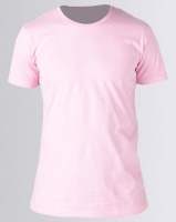 Fittees Clothing Fitted Tee Dusty Pink Photo