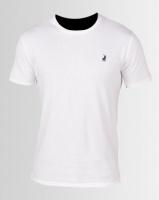 Polo Crew Neck T-Shirt White Photo