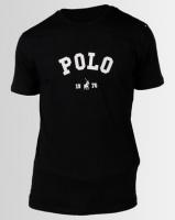 Polo Classic Printed T-Shirt Black Photo