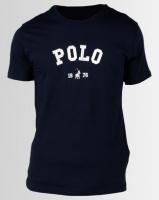 Polo Classic Printed T-Shirt Navy Photo