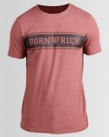Born Rich Darmian T-Shirt Rust Photo