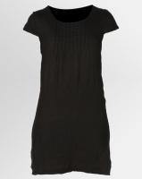 Assuili William de Faye 100% Linen Pleated Front Dress White Photo