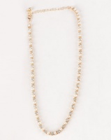 All Heart Multi Layered Necklace Gold-Toned Photo