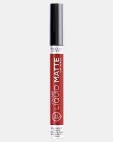 Yardley Stayfast Liquid Matte Lip Gloss Engine Red Photo
