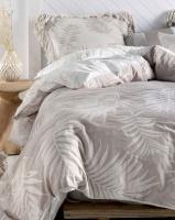 Linen House Canyon Duvet Cover Set Beige Photo