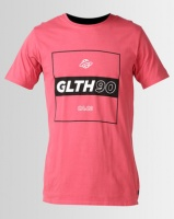 St Goliath Messenger Tee Red Photo