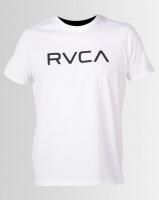 RVCA Big RVCA Short Sleeve Tee White Photo