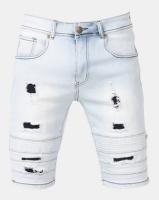 K Star 7 Mane Shorts Bleach Grey Photo