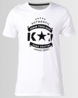K Star 7 Murphy T-Shirt White Photo