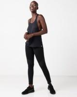 FIT Gymwear Gi Jane Vest Black Photo