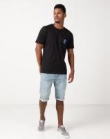 Hurley Pendleton Chief Pocket T-Shirt Black Photo