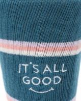 Stance All Good Socks Blue Photo