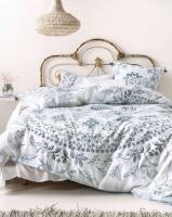 Linen House Villa Cloud Duvet Cover Set Blue Photo