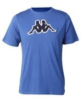 Kappa Unisex Logo Airi TR T-Shirt Blue/White Photo