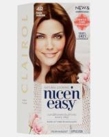 Clairol Nice N Easy Clairol Nice 'N Easy Natural Hair Colour Dark Auburn 4R Photo