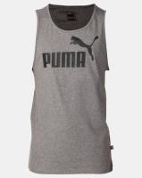 Puma Sportstyle Core Ess Tank Grey Photo
