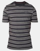 Dickies Henderson T-Shirt Grey Melange/Navy Photo