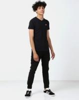 Lee Cooper M Rapids Plain T-Shirt Black Photo