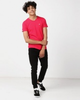 Lee Cooper M Rapids Plain T-Shirt Red Photo