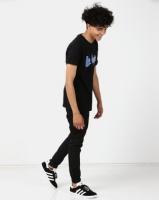 Lee Cooper M Hunter Logo T-Shirt Black Photo