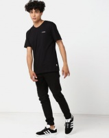 Lee Cooper M Blake Logo T-Shirt Black Photo