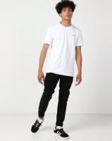 Lee Cooper M Chase Logo T-Shirt White Photo