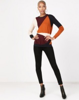 Bellfield Knit Colour Jumper Multi Photo