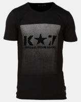 K Star 7 Disco T-Shirt Black Photo
