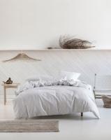 Linen House Oria Duvet Cover Set Grey Photo