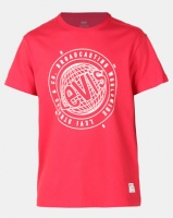Levi's® Mighty Made Graphic Tee Red Photo