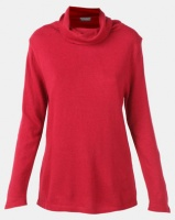 Utopia Knitwear Poloneck Red Photo