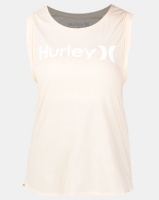 HurleyOne & Only Grace Singlet Crimson Tint Pink Photo