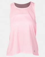adidas Performance Response Tank W Top Pink Photo