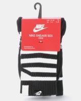 Nike U Sneaker Sox Af1 Crew 2 Pairs Multi Photo