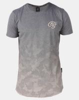 Crosshatch Prenzlau Camo Sublimation T-Shirt Green Photo
