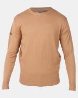 Crosshatch Lempton Cotton/Cashmere Knitwear Brown Photo