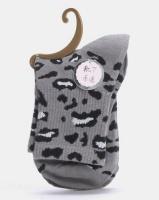 Joy Collectables 5 Pack Leopard Print Socks Multi Photo