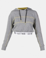 Silent Theory Element Hoodie Grey Photo