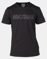 ASICSTIGER OP Graphic SS Tee Black Photo