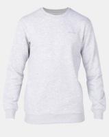 ASICSTIGER OP Crew Sweater Mid Grey Heather Photo