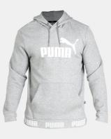 Puma Sportstyle Core Amplified Hoodie FL Grey Photo