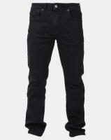 Klevas Dodger Straight Leg Stretch Jeans Blue/Black Photo