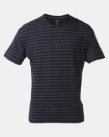 Hurley DF OAO Stripe Top T-shirt Black Photo