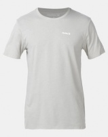 Hurley DF One & Only 2.0 T-shirt Grey Photo