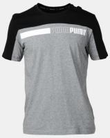 Puma Sportstyle Core Modern Sports Advanced Tee Grey Photo